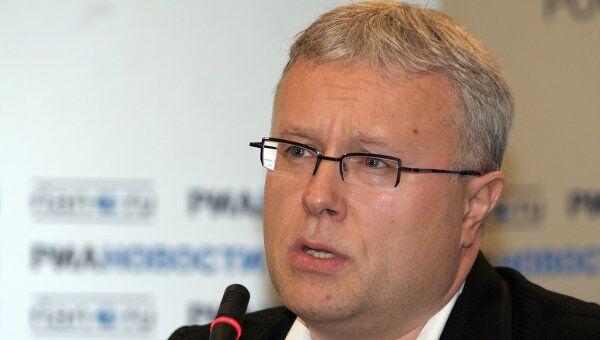 Председатель совета директоров ЗАО Национальная резервная компания Александр Лебедев