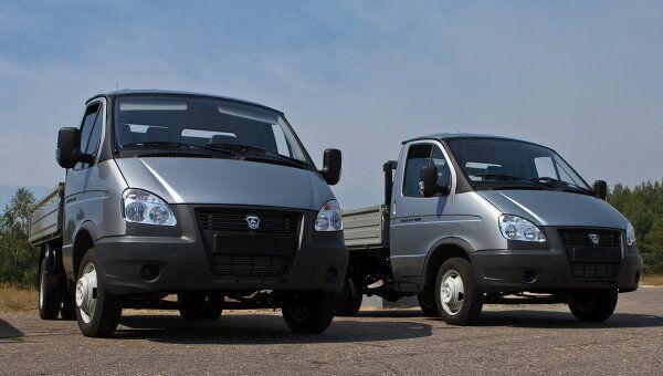 Презентация автомобиля ГАЗель-Бизнес с дизельным двигателем в Нижнем Новгороде