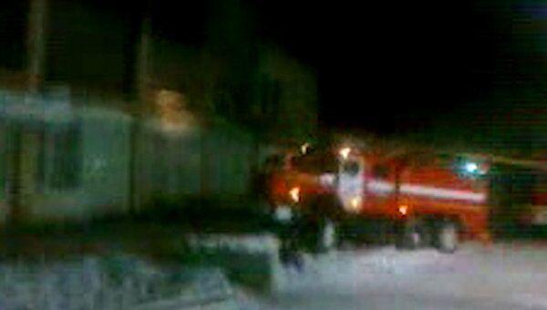 Последствия взрыва газа в ресторане в Горках. Видео очевидца