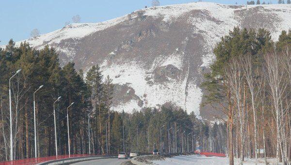 Горный Алтай. По дороге на ОЭЗ Бирюзовая Катунь