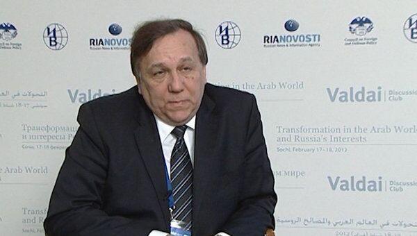 Начальник Управления международных связей Совета Федераций Федерального Собрания РФ Андрей Бакланов