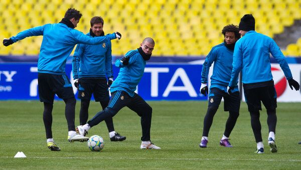 Игрок ФК Реал (Мадрид)