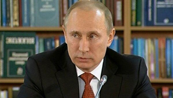 Путин предположил, что в 2012 году инфляция превысит прошлогодний уровень