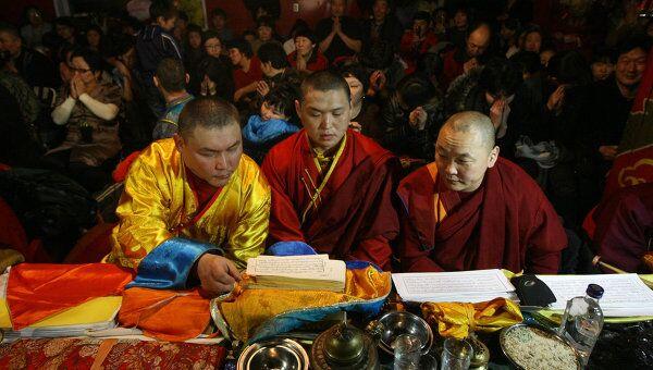 Встреча Нового года по лунному календарю в Республике Тыва