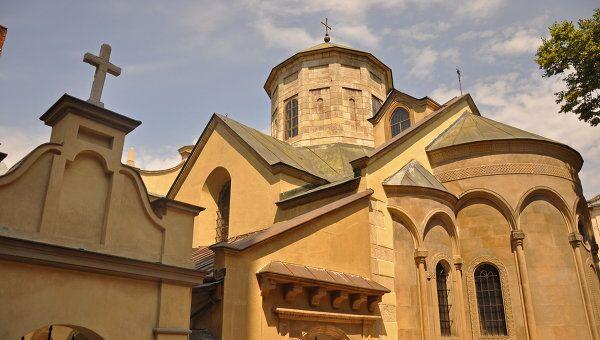 Армянская церковь. Архивное фото