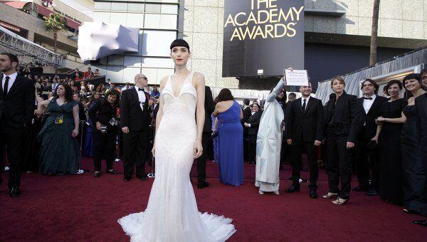 Руни Мара на церемонии вручения премии Оскар