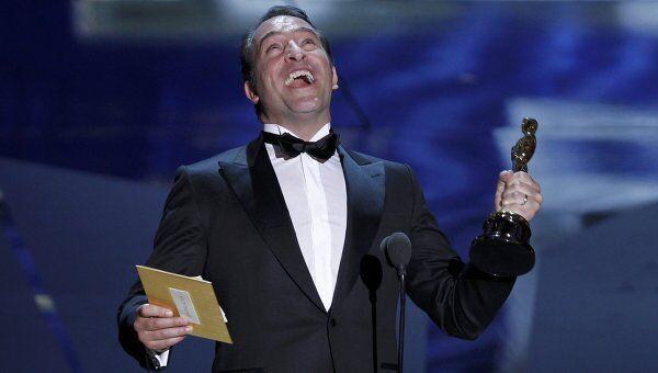 Жан Дюжарден получил Оскара как лучший актер года