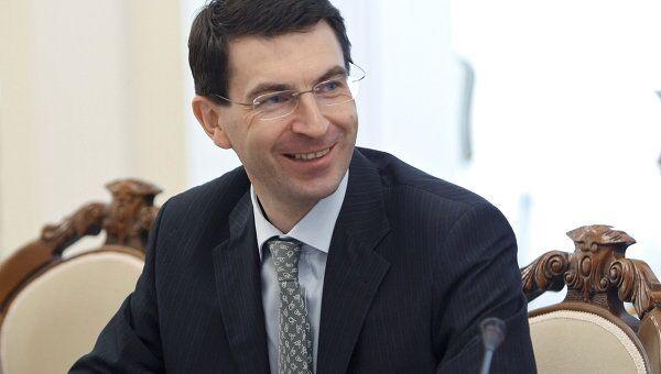 Министр связи и массовых коммуникаций РФ Игорь Щеголев