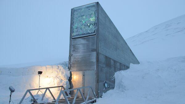 Всемирное хранилище семян на Шпицбергене