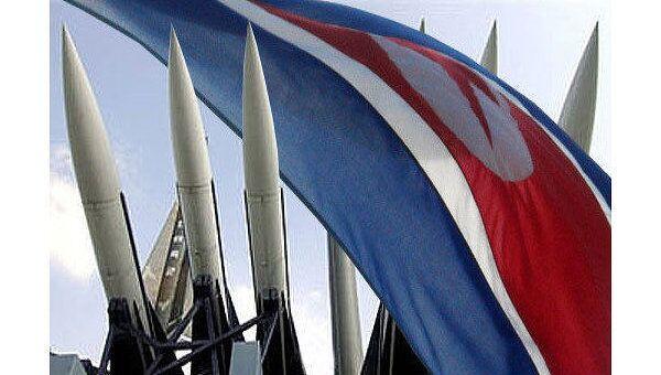 КНДР, ракеты