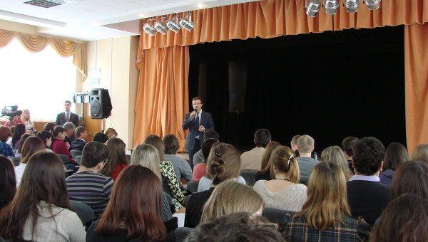 Живой диалог о проблемах образования: встреча мэра Самары со студентами