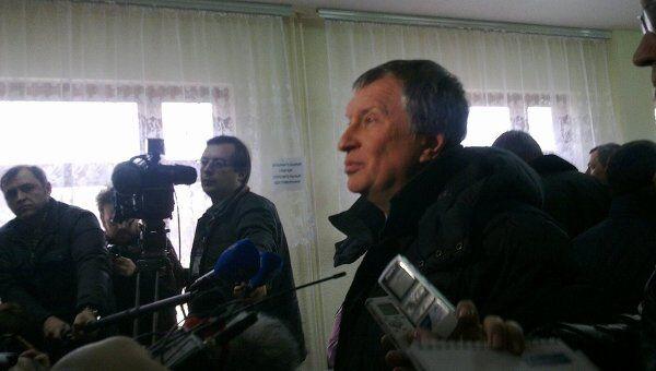 Выборы голосование избирательный участок избиратели Будденоввск