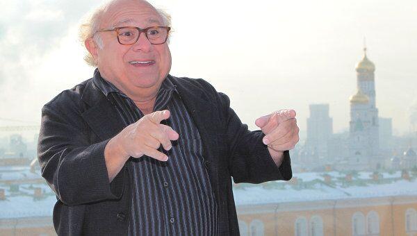 Фотоколл с актером Дэнни де Вито