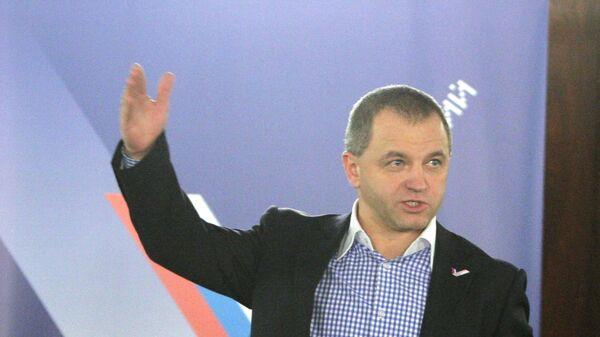 Руководитель Центральной общественной приемной председателя партии Единая России Алексей Анисимов