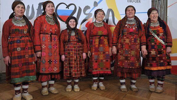 Отборочный конкурс Евровидение-2012