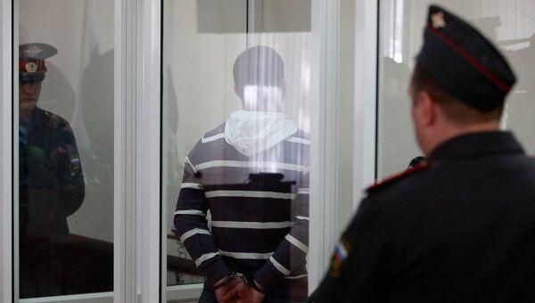 Оглашение приговора Черкесу Рустамову