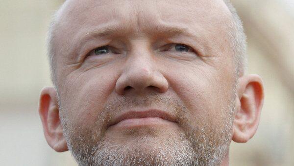 Председатель Московской городской Думы Владимир Платонов. Архив