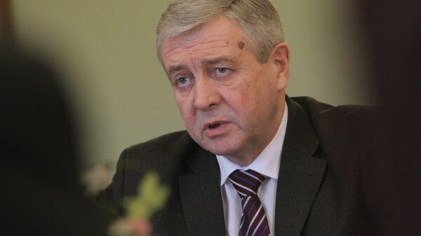 Первый вице-премьер Белоруссии Владимир Семашко, архивное фото