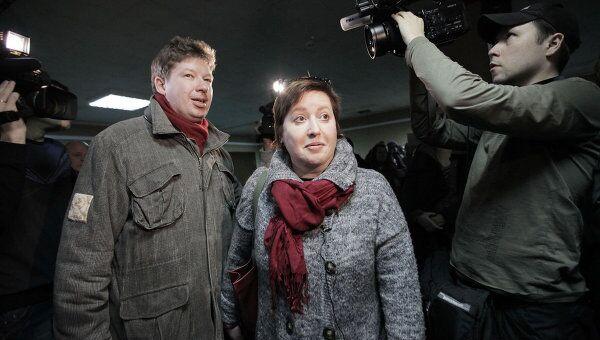 Заседание суда по делу бизнесмена Алексея Козлова
