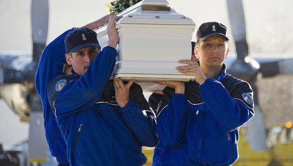 Отправка в Бельгию тел погибших в ДТП в Швейцарии
