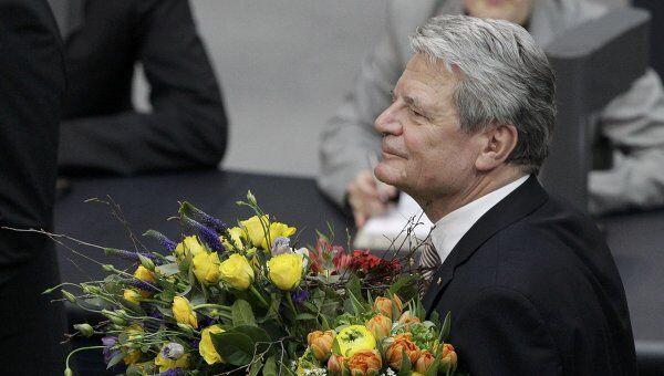 Йоахим Гаук избран президентом Германии
