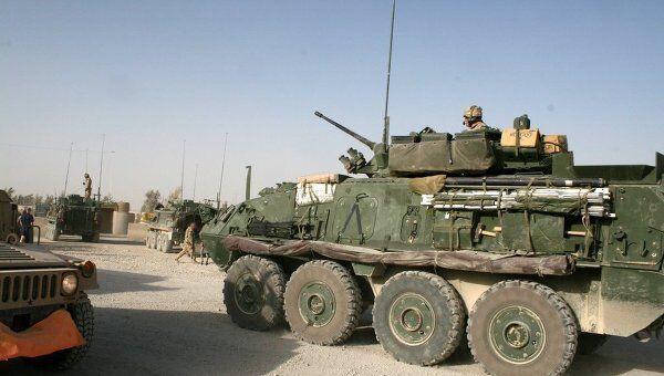 Военные ISAF из Кандагара, Афганистан. Архив