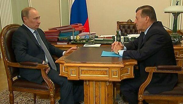 Зубков заверил Путина, что зерна в России хватит и для экспорта