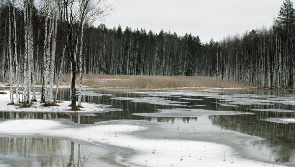 Весенний паводок. Архив