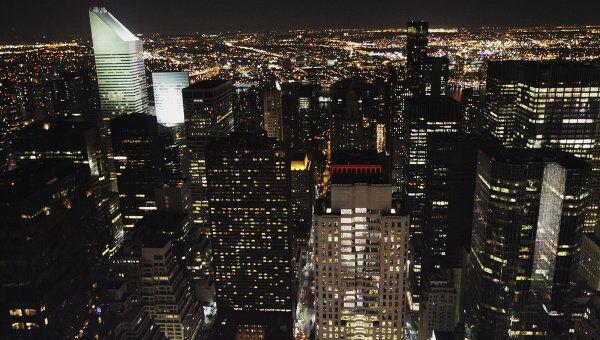 Город Нью-Йорк. Архив