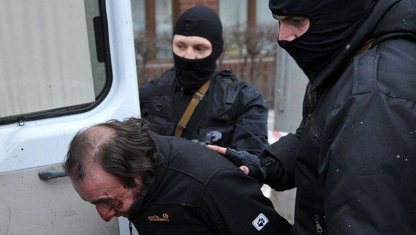 Пресечена попытка ограбления автомобиля Сбербанка РФ