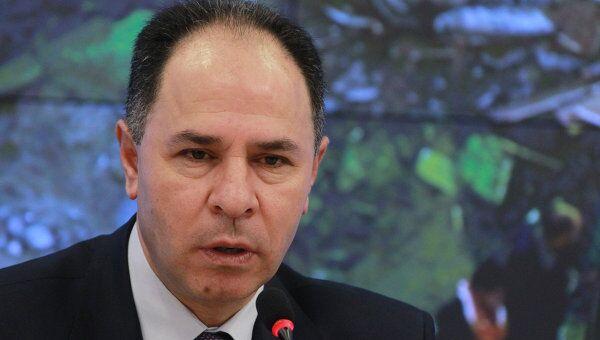 Посол Государства Палестина в РФ Фаед Мустафа