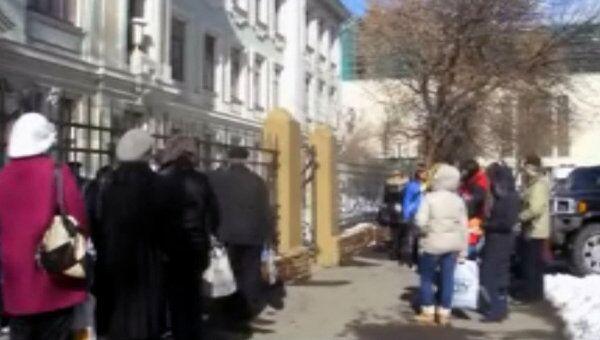 Людей эвакуировали из поликлиники при НИИ Бурденко из-за угрозы взрыва