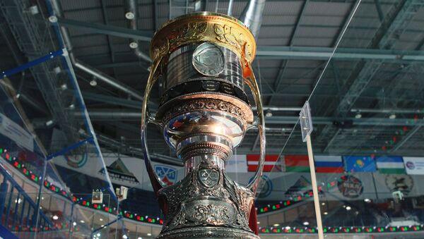 Кубок Гагарина. Архивное фото