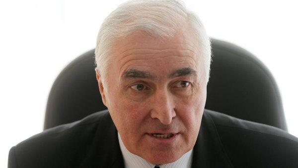Кандидат в президенты Южной Осетии Леонид Тибилов. Архив