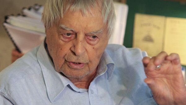 Юрий Любимов, архивное фото