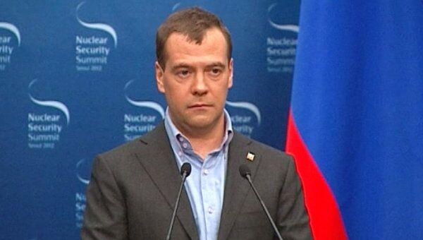 Медведев заявил, что от высказываний Ромни о России пахнет Голливудом