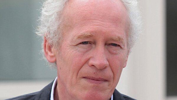 Бельгийский режиссер один из братьев Дарденн - Жан-Пьер Дарденн. Архивное фото