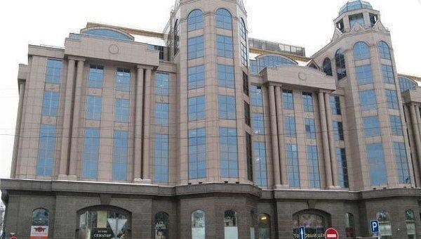 Бизнес-центр «Новинский Пассаж»