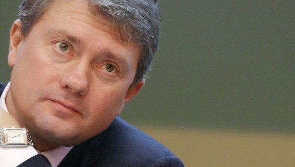 Первый заместитель председателя правительства Московской области Игорь Пархоменко