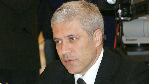 Президент Сербии Б.Тадич