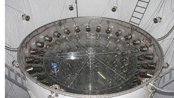 Нейтринный детектор эксперимента RENO