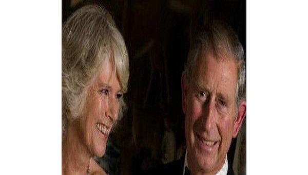 Принц Чарльз и Камилла Паркер