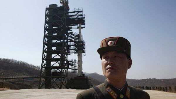 Ракета Ынха-3 (Млечный путь), Северная Корея