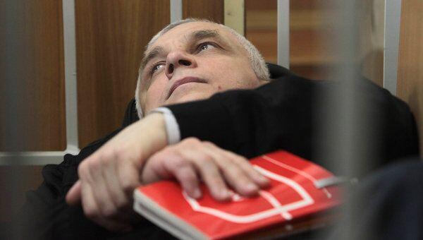 Оглашение приговора по делу Валерия Иващенко