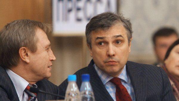 Генеральный директор ОАО Телекомпания НТВ Владимир Кулистиков. Архив