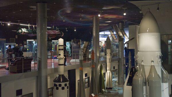 Музей космонавтики. Архивное фото