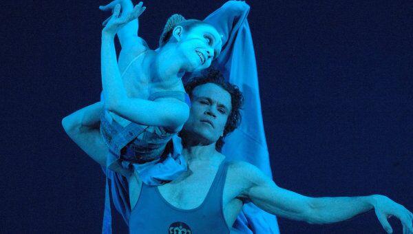 Награждение лауреатов балетной премии Бенуа де ля данс в Москве