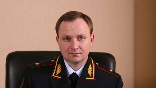 Экс-руководитель антикоррупционного главка МВД России Денис Сугробов.
