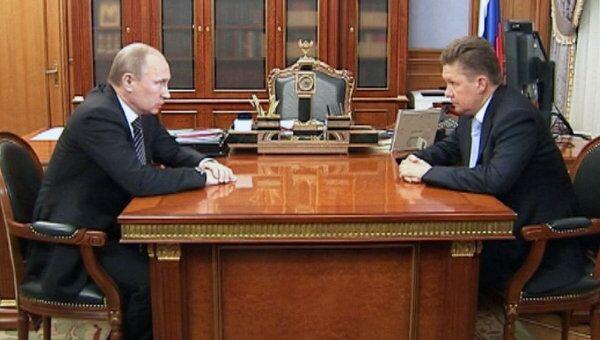 Путину рассказали, что снимет у стран-транзитеров эксклюзив на поставки газа