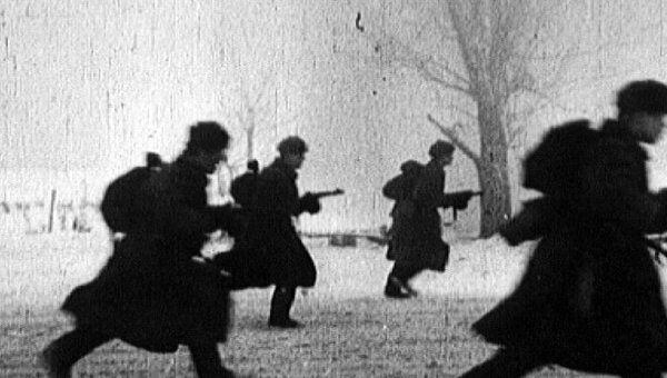 Битва под Москвой и первое поражение фашистских войск. Архивные кадры